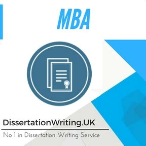 Dissertation report in finance for mba
